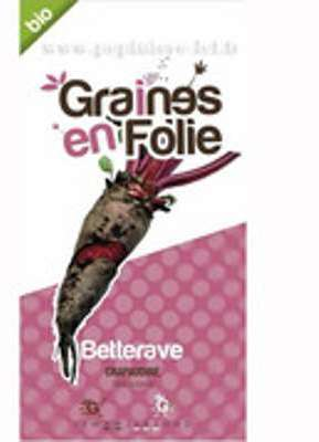 Betterave rouge Crapaudine