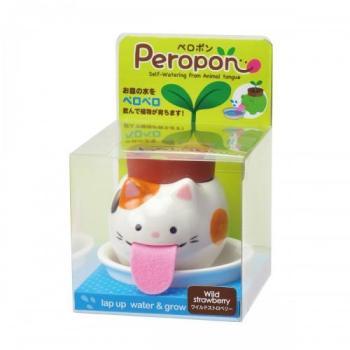 Peropon Plante Animal - Chat
