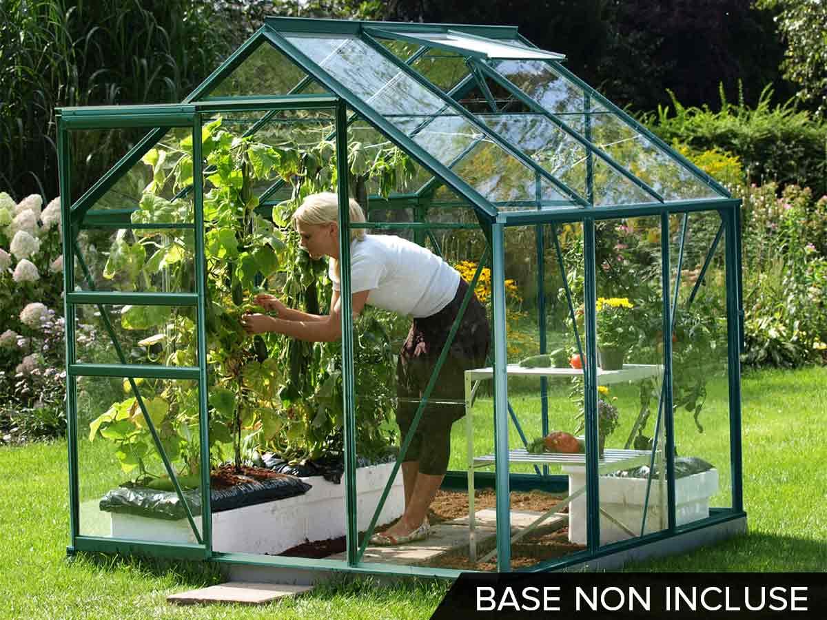 catgorie serre de jardin page 7 du guide et comparateur d. Black Bedroom Furniture Sets. Home Design Ideas