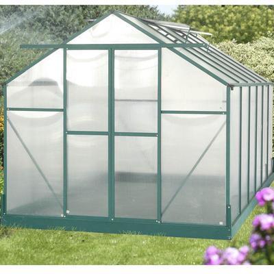 Catgorie serre de jardin page 3 du guide et comparateur d - Serre de jardin en aluminium et polycarbonate ...