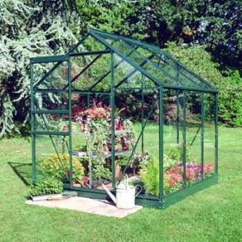 Serre de jardin 3 8 m verte