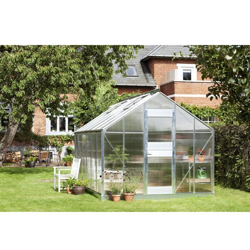 Catgorie serre de jardin page 2 du guide et comparateur d - Serre de jardin en aluminium et polycarbonate ...