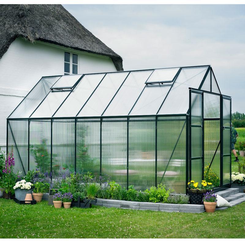 Catgorie serre de jardin page 9 du guide et comparateur d - Serre de jardin en aluminium et polycarbonate ...