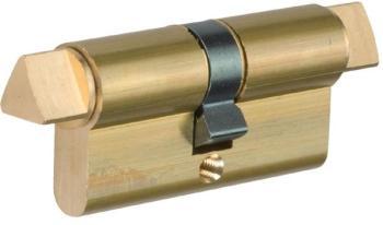 Cylindre 2 entrées laitonné