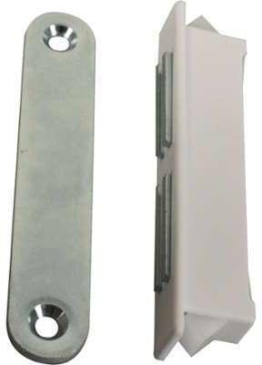 Loqueteau magnétique rectangle