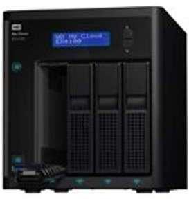 WD My Cloud EX4100 8TB NAS