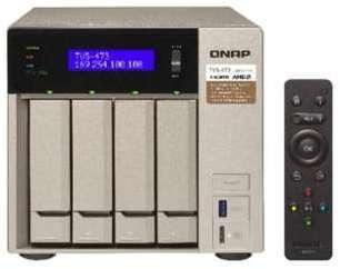 4-Bay NAS AMD RX-421BD 2 1