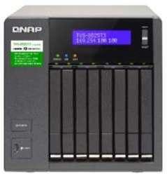 QNAP TVS-882ST3 - Serveur