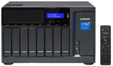 QNAP TVS-882BR - Serveur NAS