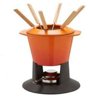 Gourmand - Fondue Set - rouge