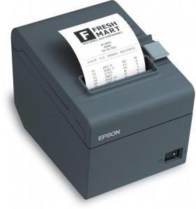 Paramétrage Imprimante Ticket