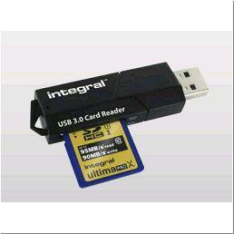 Integral USB 3 0 Card Reader