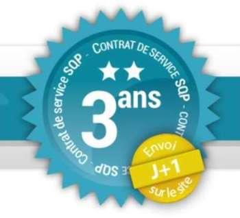 Contrat de service SQP pour