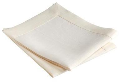 Les 2 serviettes de table
