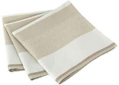 Lot de 3 serviettes de table