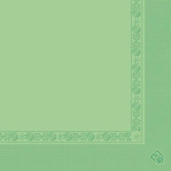 Serviette vert anis en papier