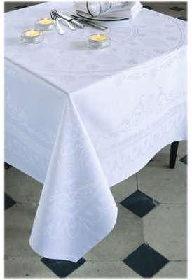 4 serviettes 54 54 Eloise