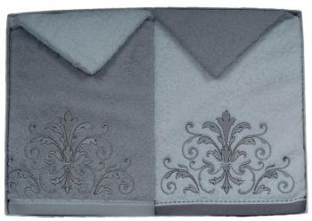 Coffret 4 pièces 2 serviettes
