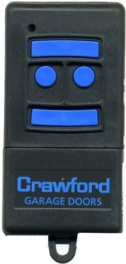 Télécommande portail CRAWFORD