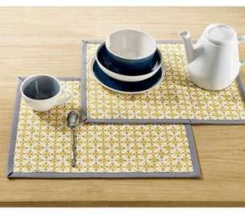 Sets de table AZILIA coloris
