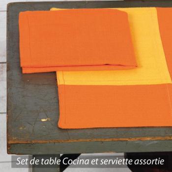 Set de table Cocina 45x33