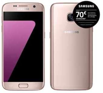 Samsung Galaxy S7 - Rose