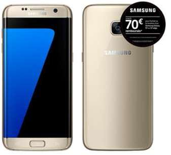 Samsung Galaxy S7 Edge - Or