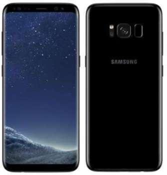Samsung Galaxy S8 - Noir Carbone