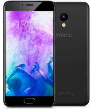 Smartphone Meizu M5 16Go Noir