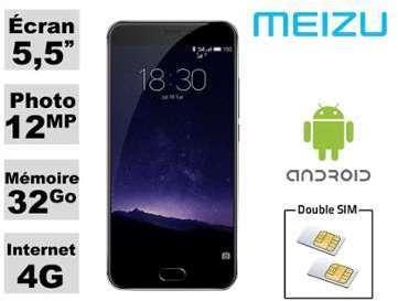 Smartphone 2 SIM Meizu MX6