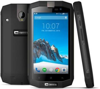 Smartphone TREKKER X2 noir