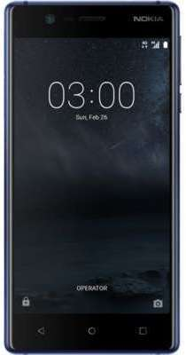 Smartphone Nokia 3 Bleu