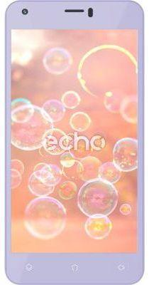 Smartphone Echo Moss Violet