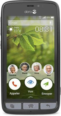Smartphone Doro 8031 Noir