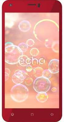 Smartphone Echo Moss Rouge