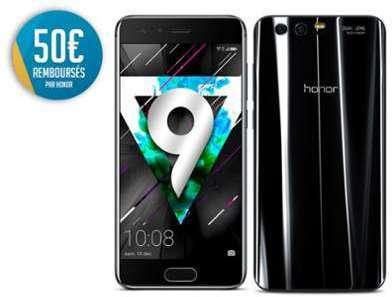 HONOR 9 - Noir