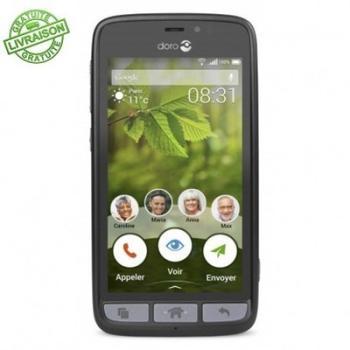 Smartphone très simple Doro