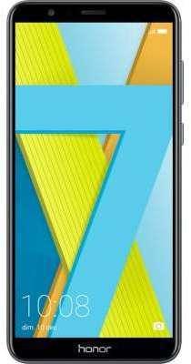 Smartphone Honor 7X Grey