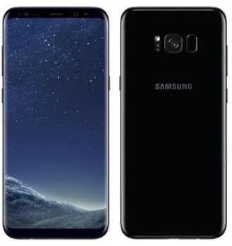 Samsung Galaxy S8 Plus - Noir