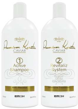 Premium Keratin Caviar - Kit