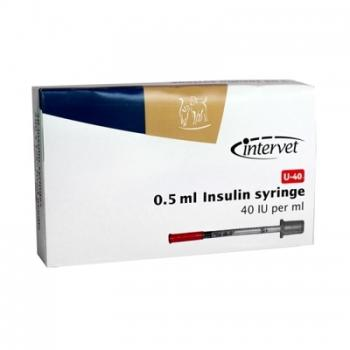 Caninsulin - 30 seringues
