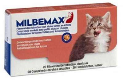 Milbemax Vermifuge Small pour