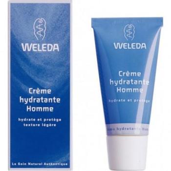 Weleda Crème Hydratante Homme