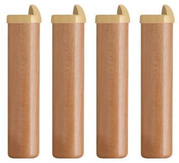 Pied en bois pour cadre de