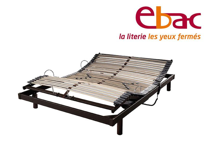 ebac s50 mono sommier 120 x 190. Black Bedroom Furniture Sets. Home Design Ideas