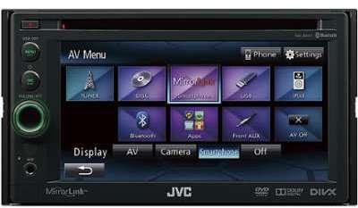 Autoradio JVC KW-NSX1E