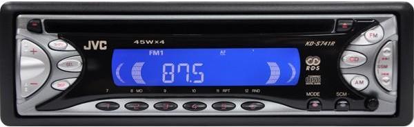 Autoradio JVC KD-S741R