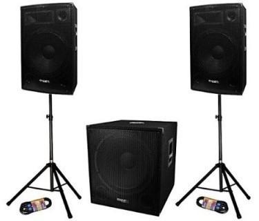Systeme Amplifie Sound Cube