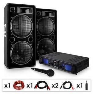 DJ SET DJ-20 1 Pack sono pro