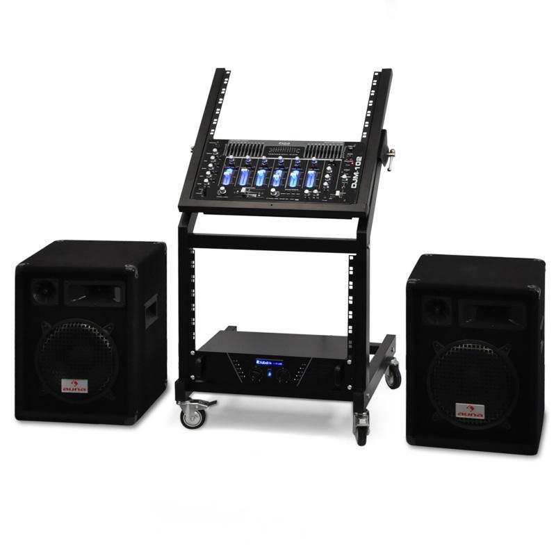DJ PA Set Rack Star Series